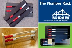 The Number Rack - resources from The Math Learning Center