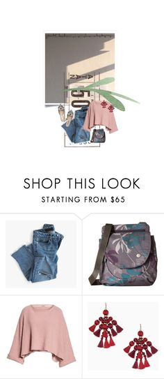 """Movie Night"" by roguecop ❤ liked on Polyvore featuring ssongbyssong, Haiku, Free People, Kate Spade and Oscar de la Renta"