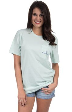 Mint - Can Knot Wait - Short Sleeve Front