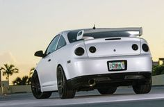 2010 Chevrolet Cobalt Ss Rear Quarter Taillights
