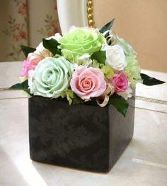 preserved flower 春