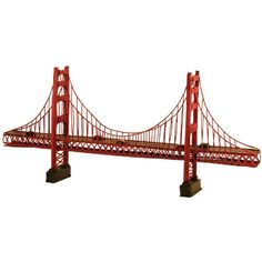 Pretty Valley - Retro Classic Handmade Iron 'Golden Gate Bridge' Model Craft Figure Pretty Valley USA http://www.amazon.com/dp/B00HBGE18S/ref=cm_sw_r_pi_dp_iyrkub1QPEVW5