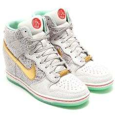 sports shoes e0c8d 7b9fe NewNike Women s Dunk Sky Hi YOTH QS Year Of The Horse Shoes SZ 8.5 (649464