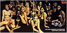 Jimi Hendrix - Electric Ladyland. Greatest guitarist ever, period.
