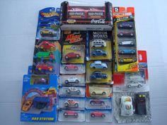 Johnny Lightning Matchbox Hotwheels Maisto VW Volkswagen lot of 27 cars NIB