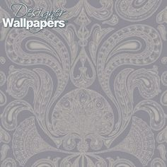Six new colours for the ever popular Malabar design see this stunning paisley wallpaper take on a new, more neutral character that works beautifully in living rooms and bedrooms, but its timeless quality means this wallpaper is is highly versatile.