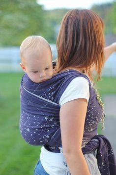 #Firespiral star map, 100% cotton #babywearing #wovenwraps https://www.facebook.com/Firespiralslings