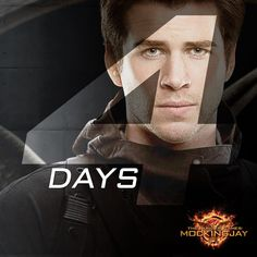 4 DAYS LEFT until the world premiere of The Hunger Games: Mockingjay Part 1 official trailer!