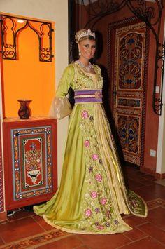 caftan marocain 2013 tachita du maroc