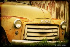 Old Jimmy  Classic GMC Truck Photo  8 x 12 by PhotographybyTess, $27.00