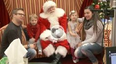 Feel Good Story of the Week: Malls Now Offer 'Quiet' Santa Visits For Kids With Autism  - pinned by @PediaStaff – Please Visit ht.ly/63sNtfor all our pediatric therapy pins