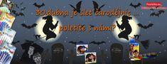 """Čarodějnice s Pastelkou.eu - Rej čarodějnic, ohně, zábava, masky a hry ... to vše patří k 30. dubnu. My """"čarodějnice"""" slavíme a co Vy 😉😊? #carodejnice #ohne #zabava #masky #hry #vatra #koste #netopyr #kocour"""