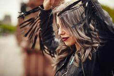 SPOTTED... Masha Sedgwick wearing MAZE Fashion. Die einzigartige Fransenjacke CALA, ein Highlight für jedes Outfit... We <3 it !!!  #perlepr #maze_fashion #mashasedgwick #fashionbloggermany #styleblogger #fashionblog #leather #fransenjacke #fringes #jacket #festivalstyle #ss2015 #summer #leatherjacket #fashion #inspiration #bloggerfashion #fashionblogger_de