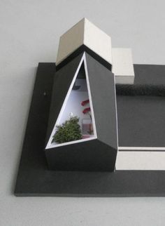 Learn more at the website click the grey bar for extra selections - st louis architecture Maquette Architecture, Roof Architecture, Architecture Drawings, Amazing Architecture, Architecture Details, Arch Model, 3d Models, Plans, Design Model