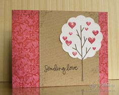 Sending Love by Lucy Abrams, via Flickr
