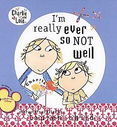 Charlie and Lola 'I'm really ever SO NOT well' by Lauren Child published by Puffin Books. Narrated for Me Books by the cast of Charlie and Lola. Good Books, Books To Read, My Books, Amazing Books, Story Books, Colleen Hoover, Kids Lighting, Bedtime Stories, Read Aloud