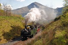 Ffestiniog & Welsh HIghland Railway courtesy of Chris Parry