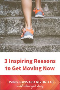 Here's a few new reasons to inspire you to jumpstart those good intentions you made on January 1st.