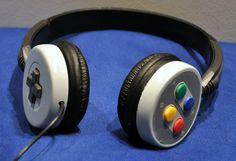 SNES Headphones - Super Nintendo Controller Mod