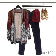 Love this outfit!! #fall #tobi #outfit #love
