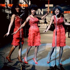 vintage everyday: The Supremes, c. 1960s
