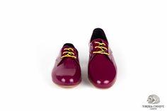 Abotinados / Acordonados / Oxford / Brogues / Prusiano / Derby / Lace up/ Shoes Zapatos 100% Cuero 100% Leather 100% Cuir 100% Couro 100% Cuoio Hecho a mano / Handcraft / Artigianato / Artisanat - Toribia Choque -