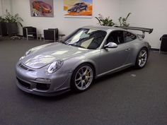 Porsche 911 997 GT3 RS 4.0 in 'GT Silver'. - Page 4 - Rennlist - Porsche Discussion Forums