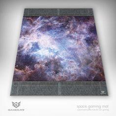 Majoris Nebula Game Mat - 3x4 Organizer Sides