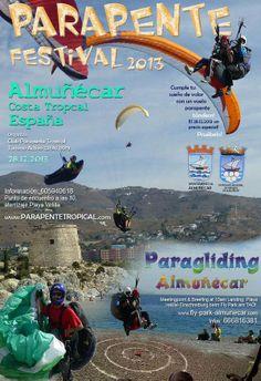 Hotel Bahía de Almuñécar Colaboramos con Fly Park Almuñécar (Club Parapente), el 28 de Diciembre en su FESTIVAL anual.