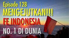 Flat Earth 12B (lanjutan): MENGEJUTKAN!!! (FE Indonesia No. 1 di Dunia)