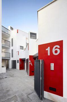 Habitações Can Cantó  Castell-Pons Arquitectes
