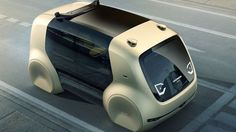 "Is that Bulbasaur on wheels? Nope it's Volkswagen's new concept car. Read more Technology News Here --> http://digitaltechnologynews.com  If you're a fan of Pokémon you just might see a familiar face Volkswagen's first fully autonomous concept vehicle.  The ride is called Sedric (as in self-driving car) and let's be real it looks like a Bulbasaur with those wide-spaced ""eyes."" And it doesn't look like anything you'll find on the road today.   Sedric isn't meant to be controlled by a human…"
