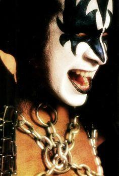 Kiss  Gene Simmons.. God of Thunder!                                                                                                                                                      More