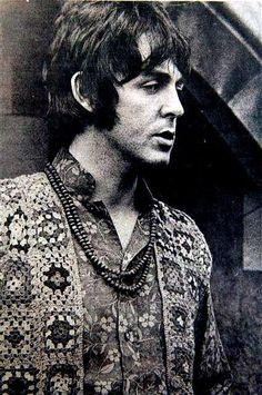Paul in his lovely waistcoat