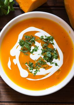 This slow-roaster pumpkin soup is just another delicious reason to include pumpkin in your diet in the next few months, plus 9 other fantastic slow-cooker recipes: