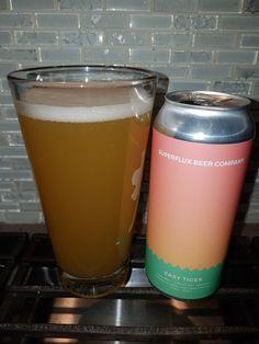 Superflux Beer Company Easy  Tiger