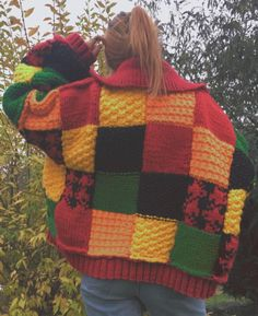 Crochet Clothes, Diy Clothes, Cute Crochet, Knit Crochet, Crochet Designs, Crochet Patterns, Harry Styles Clothes, Yarn Sizes, Hand Knitted Sweaters