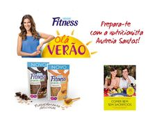 Amostras e Passatempos: Passatempo Verão Positivo | Nestlé Fitness by A Me...