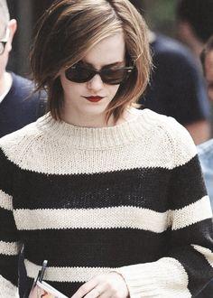 Hair cut - Emma Watson