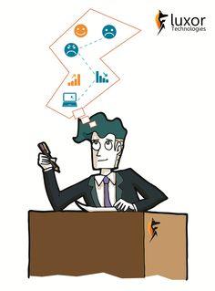 Medición de la madurez de la gestión de la experiencia del cliente. #Customer Experience #Consumer #cliente #CXO  #custexp Ilustración creada por Luxortec.com