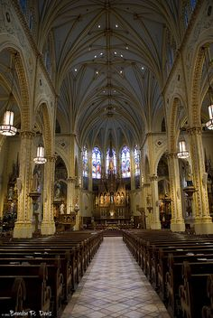 St. Stanislaus Catholic Church in Cleveland, OH by bpdphotography, via Flickr