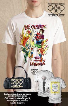 Edición limitada de Los Olímpicos Londres 2012 by NoProject