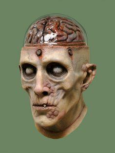 Jordu Schell / Schell Sculpture Studios - Frankenstein 3000 by Aeron Alfrey, via Flickr