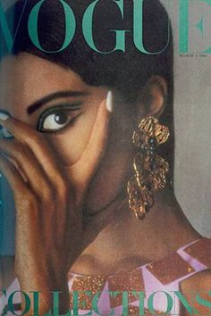 Vogue featuring Donyale Luna, the first African American model to appear on the cover. Vogue featuring Donyale Luna, the first African American model to appear on the cover. Capas Vintage Da Vogue, Vogue Vintage, Vintage Vogue Covers, Vogue Editorial, Editorial Fashion, Magazine Editorial, Édito Vogue, Vogue Korea, Vogue India