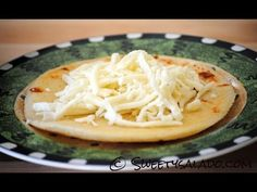 Colombian Arepas Recipe - How to Make Colombian Arepas - Sweetysalado.com