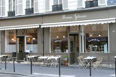 Salon de thé (www.mamie-gateaux.com/)
