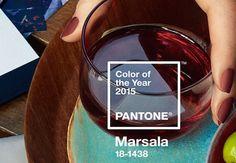 """Nuevo post. Las nuevas #tendencias de moda de este 2015 beberán del color #Vino Tinto.   La firma de colores Pantone ha dictado sentencia: la tendencia 2015 de la moda beberá del color Vino Tinto, el MARSALA, 18-1438, que toma el nombre de una denominación de origen de la ciudad siciliana con este mismo nombre """"MARSALA"""" y que se suele comparar con el Oporto y el Jerez."""