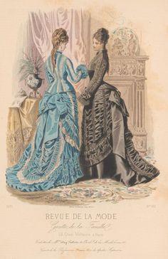 Revue de la Mode 1875