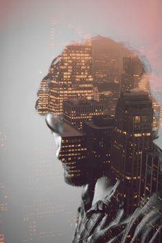 Miguel Gonzalez Collage.