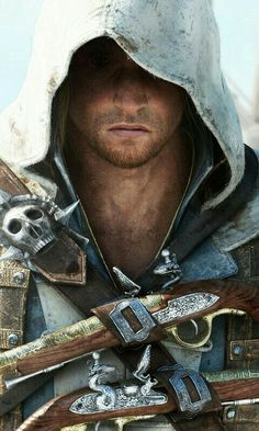 Assassin's Creed IV: Black Flag / Edward Kenway!